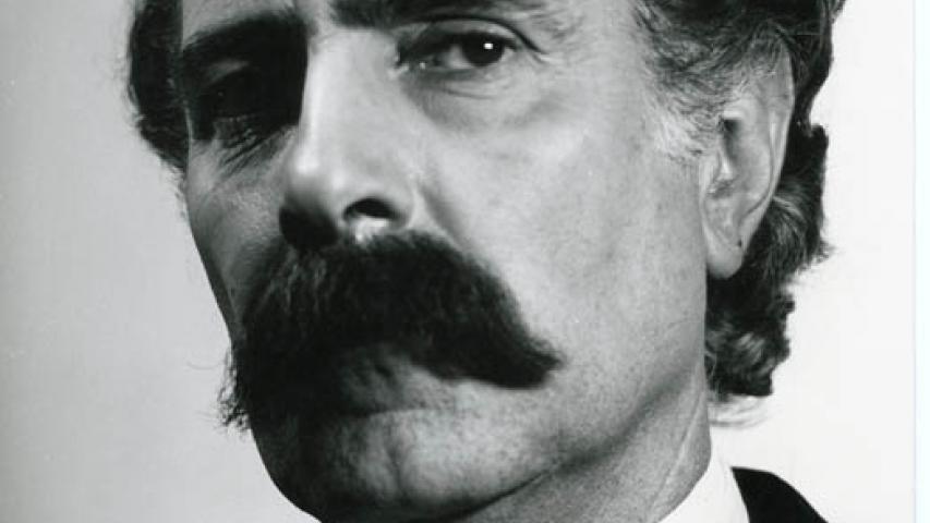 """Imagen de """"Ojo con el Arte"""" explorará la desconocida faceta de Nemesio Antúnez como actor de cine, dirigido por Raúl Ruiz y Costa-Gavras"""