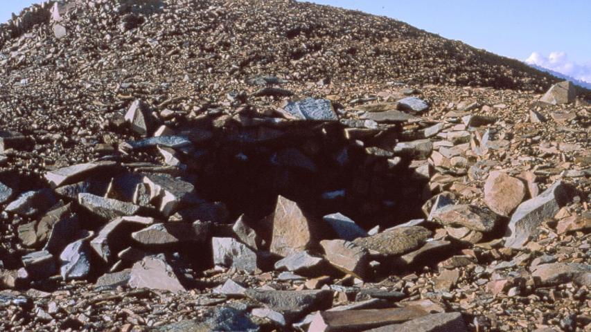 Imagen de Santuario de Altura del Cerro El Plomo