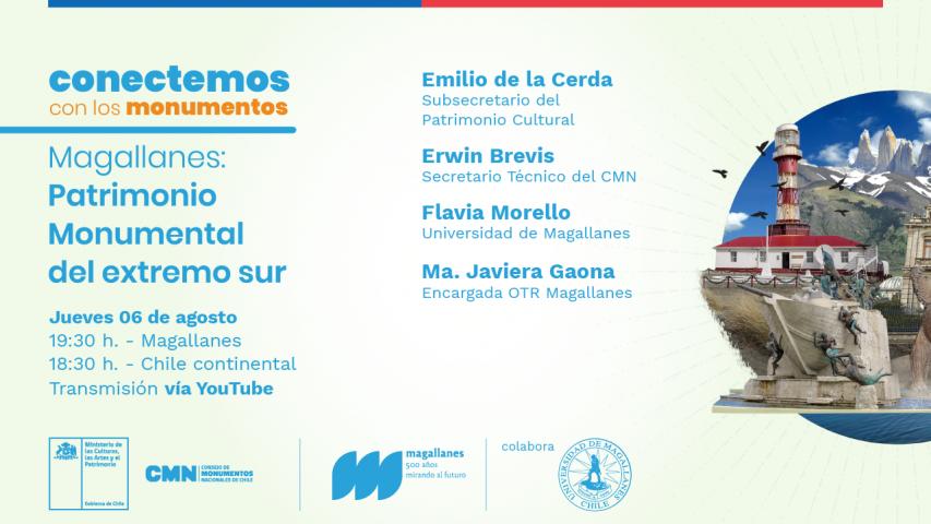 Imagen de Consejo de Monumentos y universidades regionales inician  ciclo de diálogos sobre patrimonio local