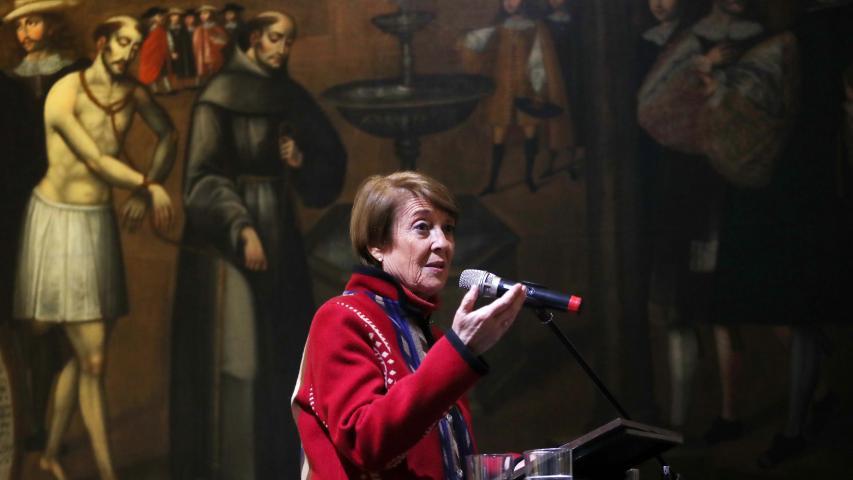 Imagen de Ministra Valdés encabeza entrega del Premio de Conservación de Monumentos 2019 en antesala del Día del Patrimonio Cultural