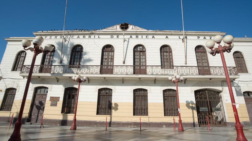 """Imagen de Ministerio de las Culturas y U. de Tarapacá realizan diálogo sobre """"Chilenización y monumentalidad en Arica y Parinacota durante el siglo XX"""""""