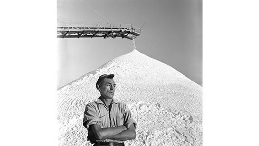Minero del salitre, 1950