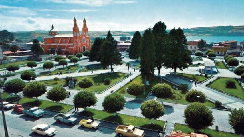 Imagen de Consejo de Monumentos Nacionales agiliza proceso para declarar Zona Típica el entorno de la Iglesia de Castro