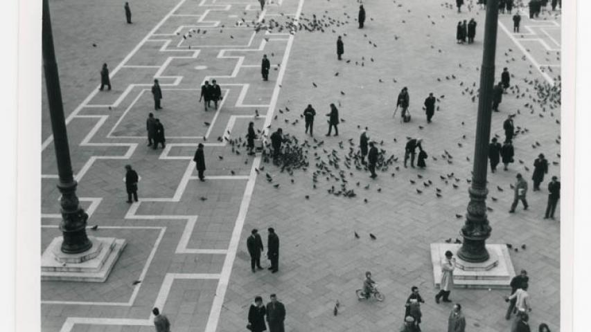 """Imagen de Inédito archivo fotográfico de Nemesio Antúnez y la presencia de Paz Errázuriz marcarán nuevo capítulo de """"Ojo con el arte"""""""