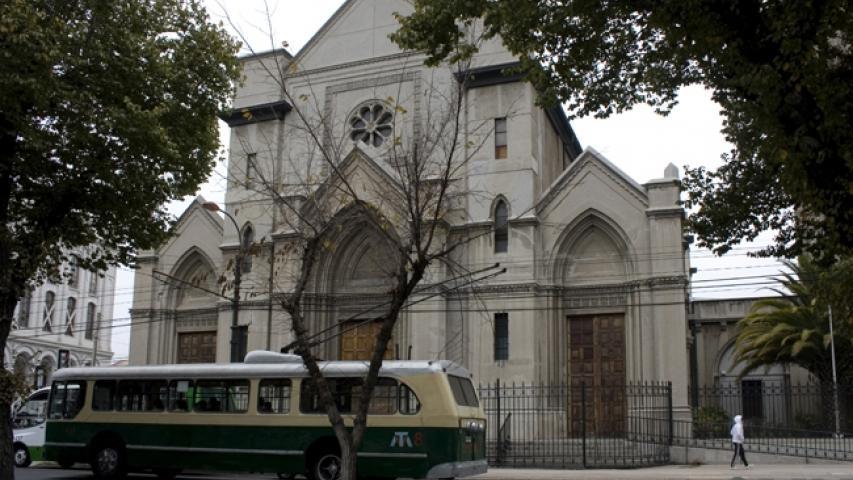 Imagen del monumento Catedral de Valparaíso
