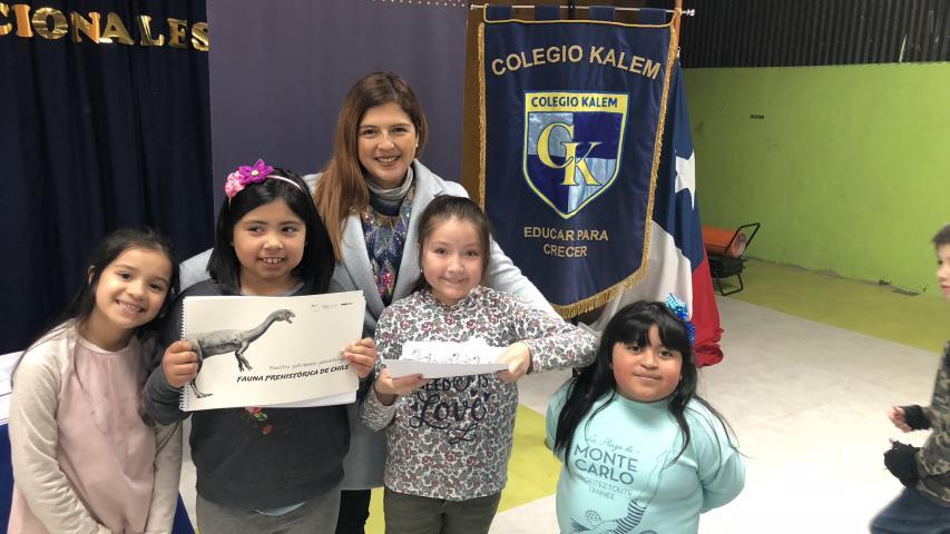 Imagen de 350 niñas y niños participaron en talleres del CMN en Aysén