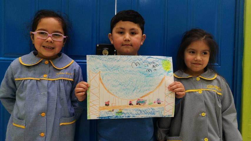 Imagen de Resultados concurso creación afiche del Día del Patrimonio para Niñas y Niños