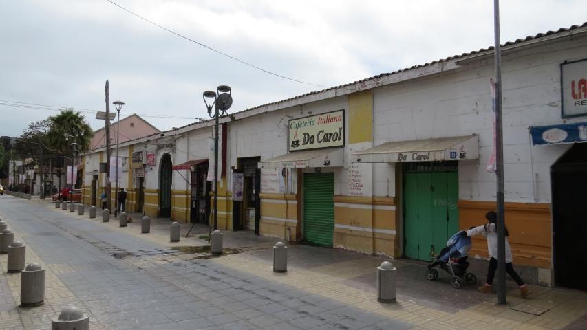 Imagen de Consejo de Monumentos Nacionales someterá a segunda discusión declaratoria como Monumento Histórico de ex Mercado de Coquimbo