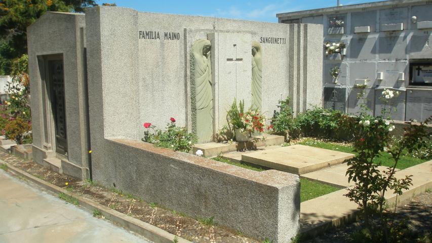 Imagen de Aprueban declaratoria como Monumento Nacional de Cementerio Santa Inés en Viña del Mar