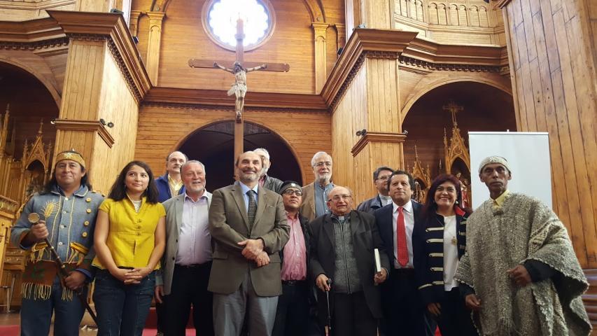 Imagen de Firman acta de constitución de Corporación Chiloé Patrimonio