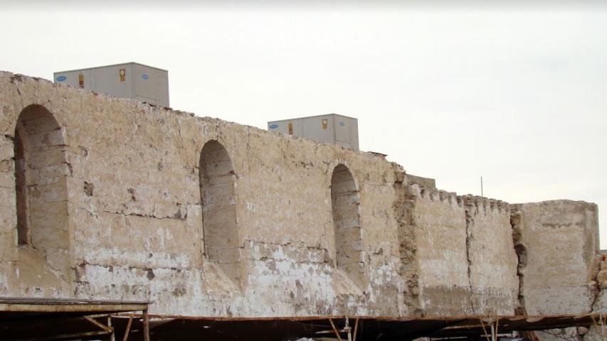 Imagen de CMN aprueba propuesta de declaratoria de las ruinas de la iglesia, hospital y convento San Juan de Dios de Arica