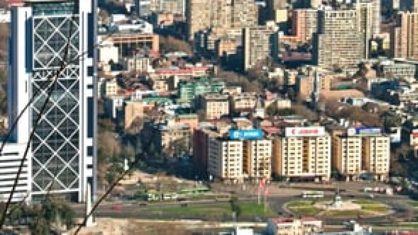 Imagen de Cerro San Cristobal 1935 -2011