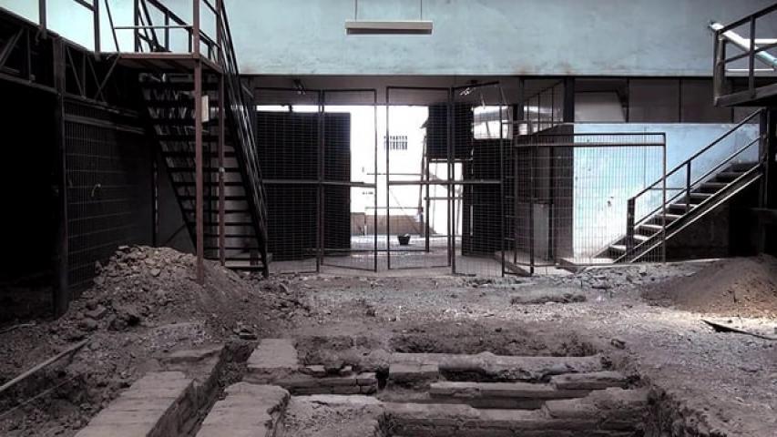 Imagen de Arqueología Urbana: Edificio Cocheras, Barrio Cívico