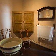 Imagen del monumento Inmueble Casa escuela rural de Montegrande
