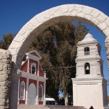 Imagen del monumento Iglesia y Campanario del Pueblo de Matilla