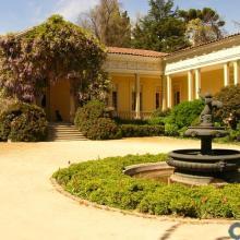 Imagen del monumento Casa y parque del predio denominado casas del Llano de Pirque
