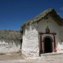 Imagen del monumento Iglesia de Parinacota