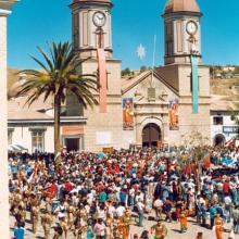 Imagen del monumento Iglesia parroquial de Andacollo