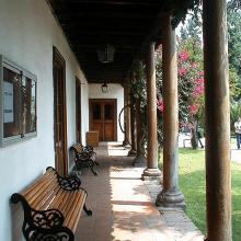Imagen del monumento Casas de la Chacra Manquehue