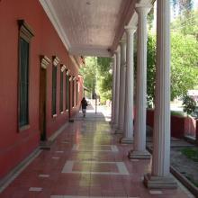 Imagen del monumento Casa que fuera habitación de los empleados del Ferrocarril de Copiapó