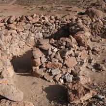 Imagen del monumento Pucará de Belén o Huaihuarani e Incahullo