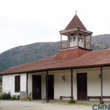 Imagen del monumento Capilla y casa del ex Fundo El Manzano.