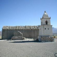Imagen del monumento Iglesia de Achauta
