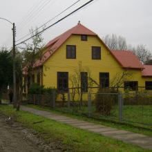 Imagen del monumento Casa de la Cultura de Máfil, ex Casa Fehlandt