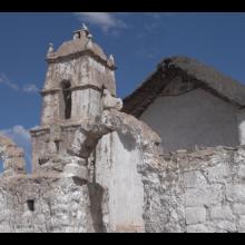 Imagen del monumento Iglesia Santa Rosa de Lima de Guacollo