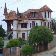 Imagen del monumento Borde costero de Cartagena y sector casa, parque y tumba de Vicente Huidobro