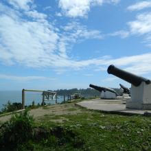 Imagen del monumento Fuerte de Lota