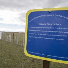 Imagen del monumento Cementerio de Oazy Harbour