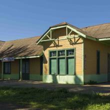 Imagen del monumento El Recinto de la Estación de los Ferrocarriles de Pichilemu