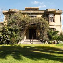 Imagen del monumento Casa y parque de La Quinta Las Rosas de Maipú