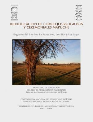 Imagen de Identificación de Complejos Religiosos y Ceremoniales Mapuche