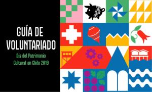 Imagen de Guía de Voluntariado para el Día del Patrimonio 2019