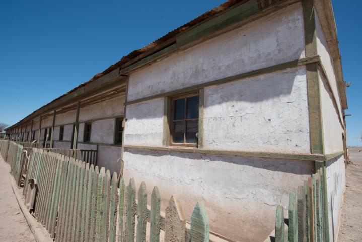 Imagen del monumento Oficina Salitrera Humberstone