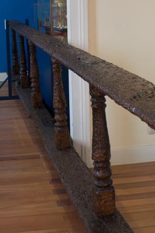 Imagen del monumento Restos naúfragos de la Corbeta Esmeralda