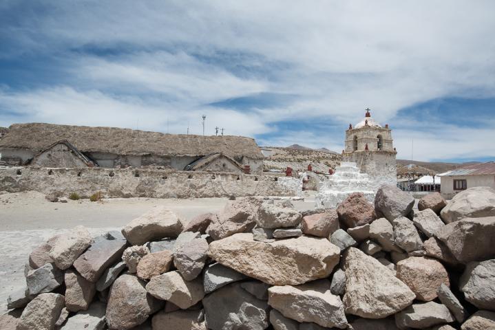Imagen del monumento Todo el pueblo de Parinacota