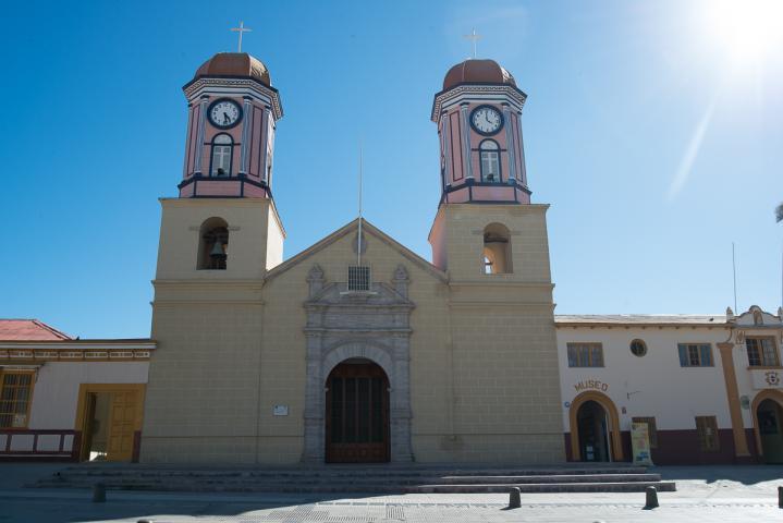 Imagen del monumento Iglesia grande de Andacollo
