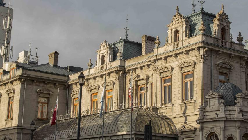 Imagen del monumento Inmueble denominado Palacio Sara Braun