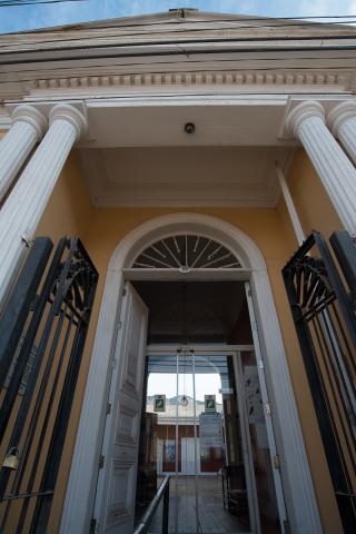 Imagen del monumento Colecciones del Museo Regional de Atacama, dependiente de la Dirección de Bibliotecas, Archivos y Museos