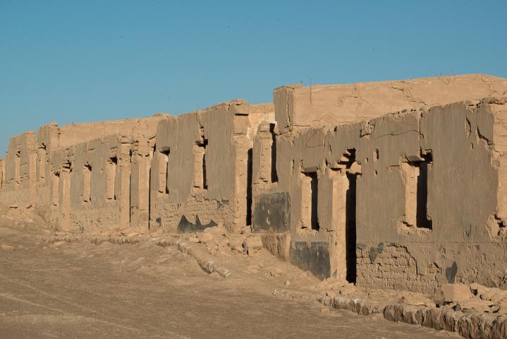 Imagen del monumento Ruinas de la ex oficina salitrera Francisco Puelma