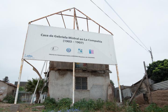 Imagen del monumento Casa de Gabriela Mistral