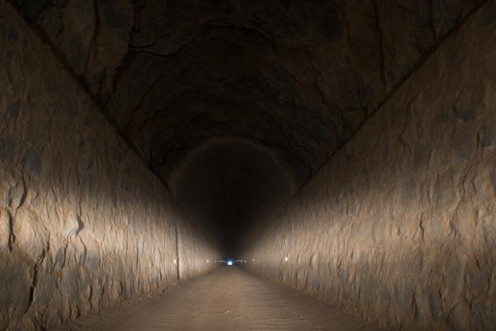 Imagen del monumento Túnel Las Astas