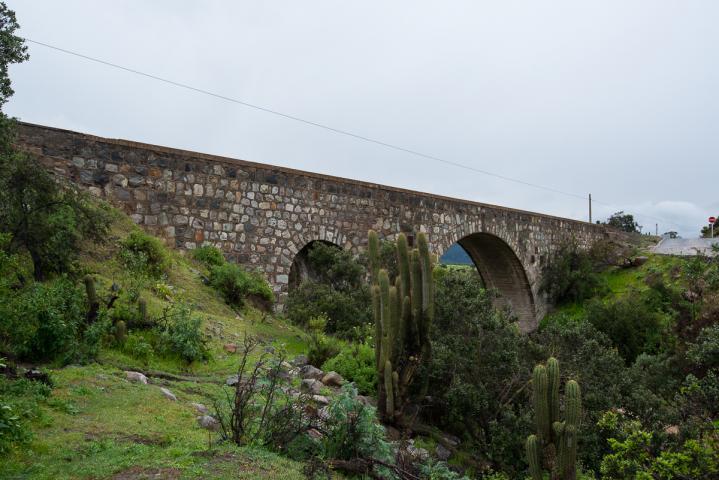 Imagen del monumento Puente de Piedra Chico