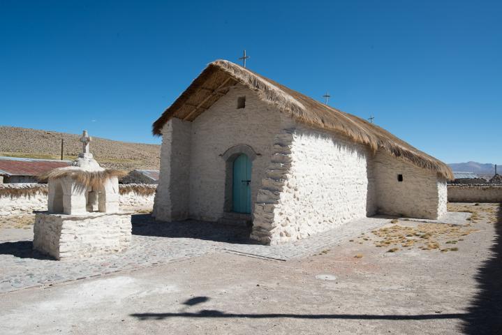 Imagen del monumento Iglesia de la Virgen de la Inmaculada Concepción de Guallatire