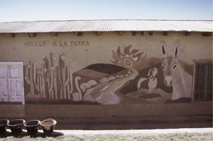 Imagen del monumento Casco Histórico de Canela Baja