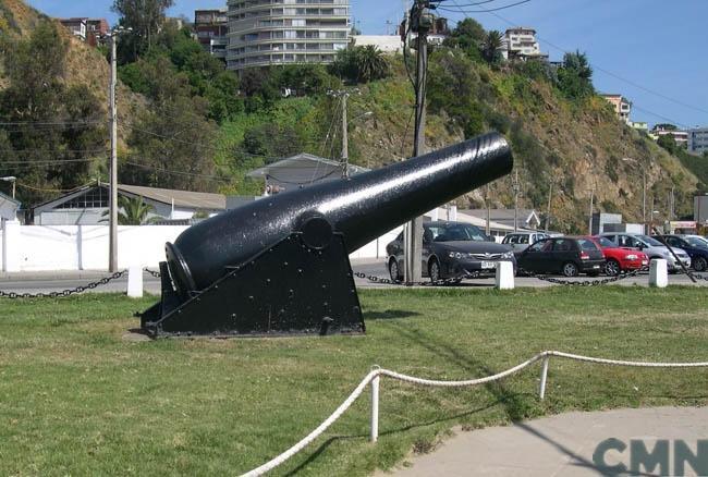 Imagen del monumento Fuerte Esmeralda
