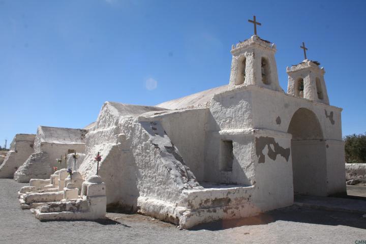 Imagen del monumento Iglesia de San Francisco de Chiuchiu